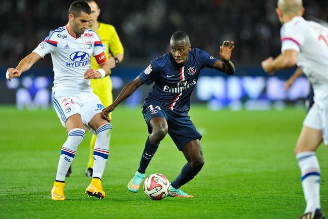 Gonalons remplace Matuidi en équipe de France