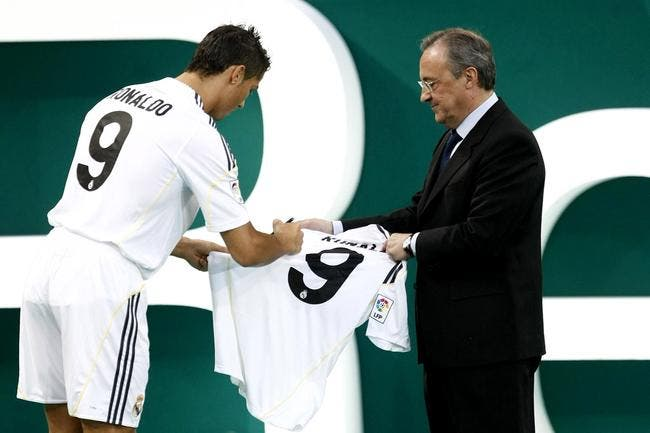 Cristiano Ronaldo, le Real a failli faire une boulette énorme