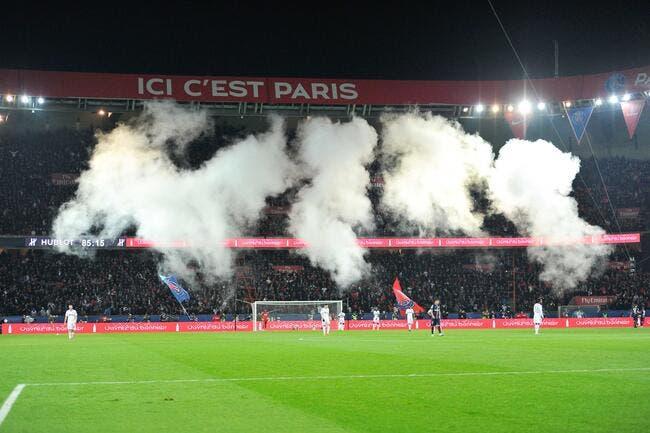 Le PSG recrute un nouveau sponsor à 8ME par an !