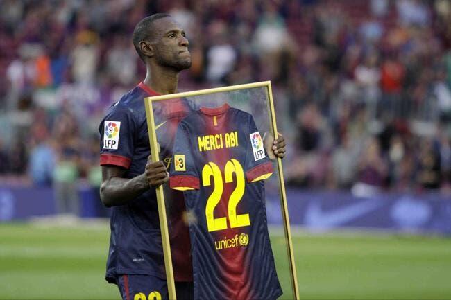 Abidal de retour par la grande porte au Barça ?