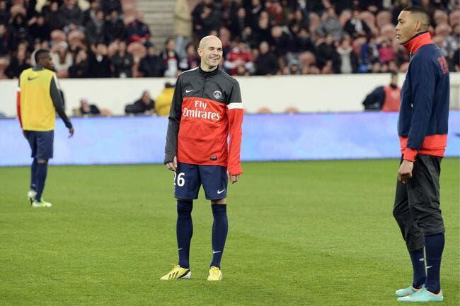 PSG, OL, OM... Hoarau refait le podium de Ligue 1