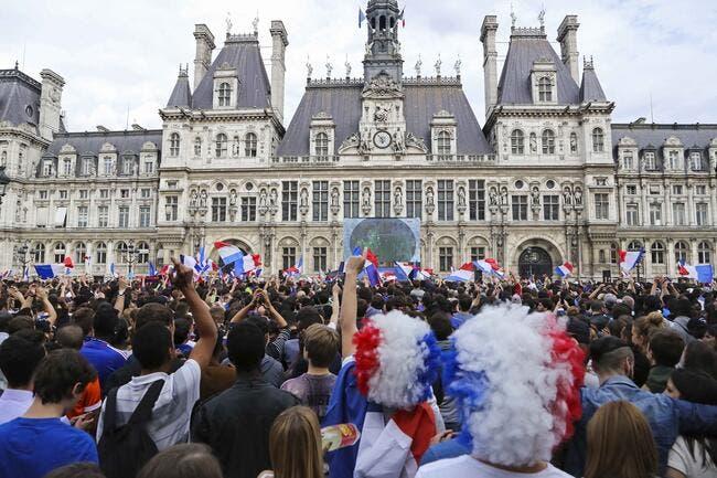 Paris annonce une énorme Fan Zone au pied de la Tour Eiffel