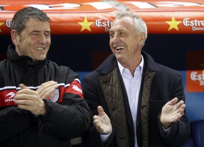 Cristiano Ronaldo et Mourinho au Barça ? Du délire répond Cruyff