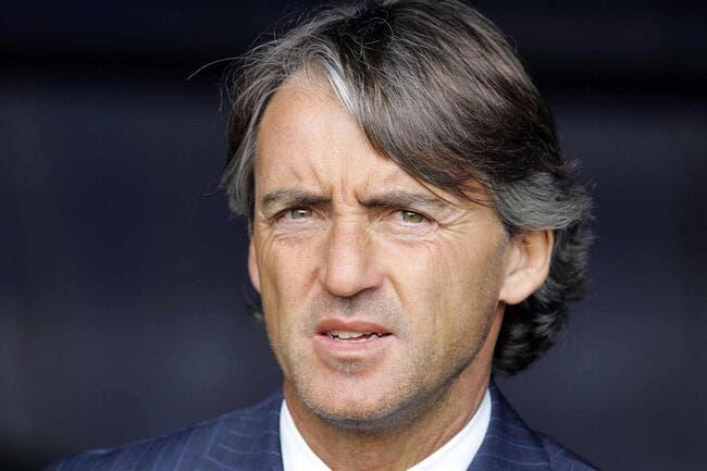 Officiel : Mancini retrouve l'Inter