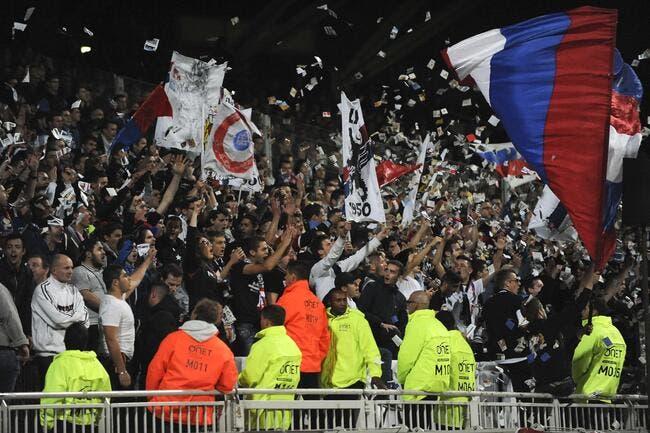 A Lyon, c'est jour de manif des supporters !