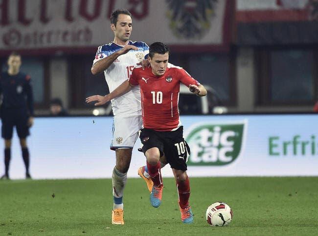 Autriche - Russie : 1-0