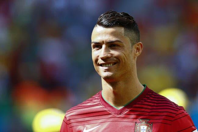 Cristiano Ronaldo pense déjà mériter le Ballon d'Or 2014