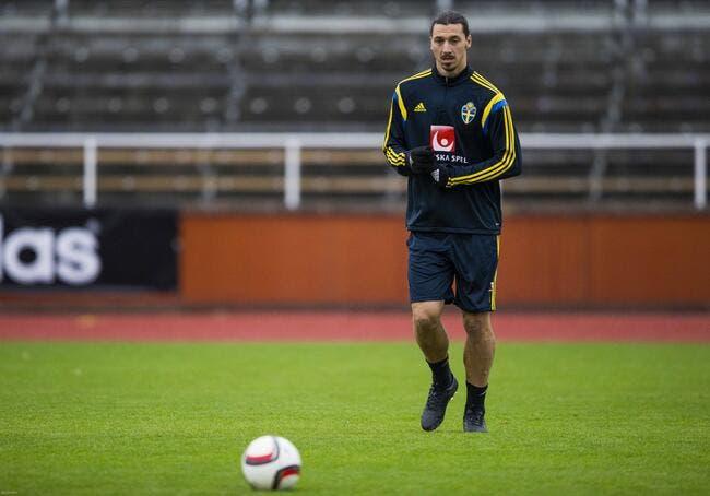 Ibrahimovic a décidé, il sera titulaire