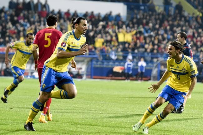 La Suède tenue en échec malgré Ibrahimovic