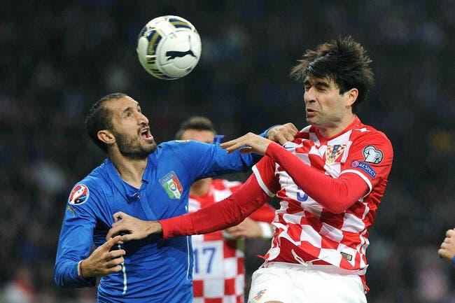 Italie - Croatie 1-1