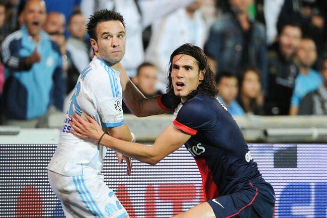 Valbuena souhaite voir le PSG réaliser son rêve