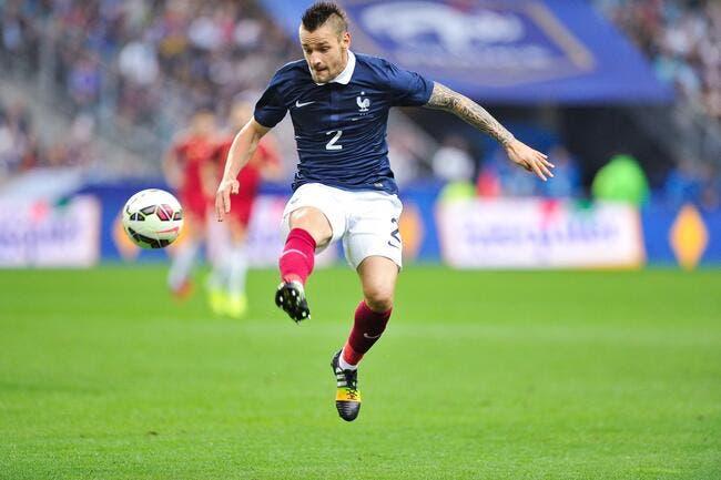Debuchy voit la France au sommet de l'Europe en 2016