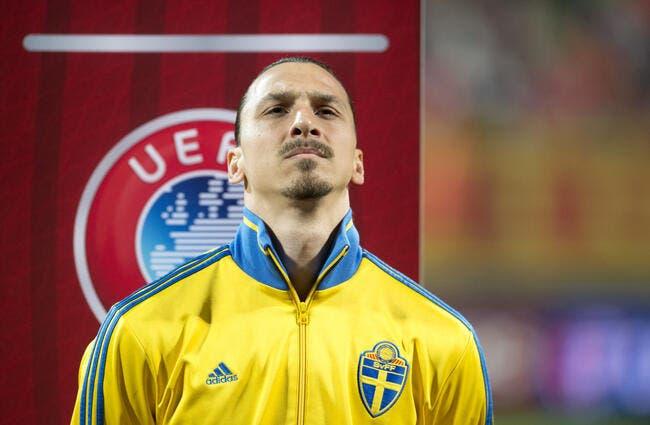 La Suède tente de rassurer le PSG pour Ibrahimovic
