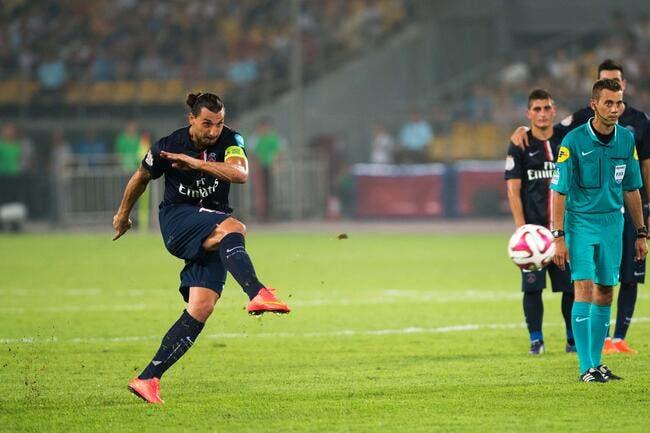 Le PSG ira au Maroc pour défier l'Inter Milan