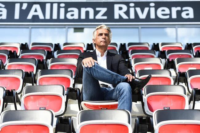 Les Ultras de Nice exigent le départ du président Rivère !