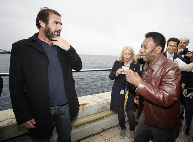 Cantona ne voit pas en Sagnol un raciste