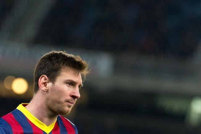 Un départ du Barça ? L'agent de Messi précise