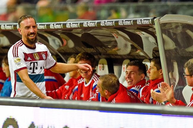 Ribéry l'assure, les Bleus, c'est bien fini