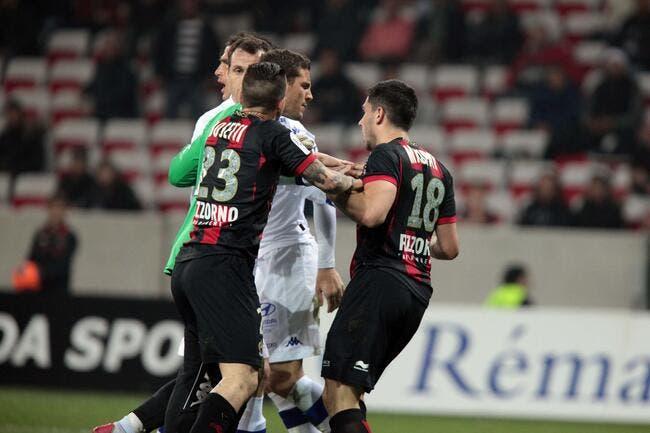Un joueur de Bastia balance dur contre Thiriez et la LFP