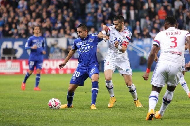 0+0 égale Bastia-OL