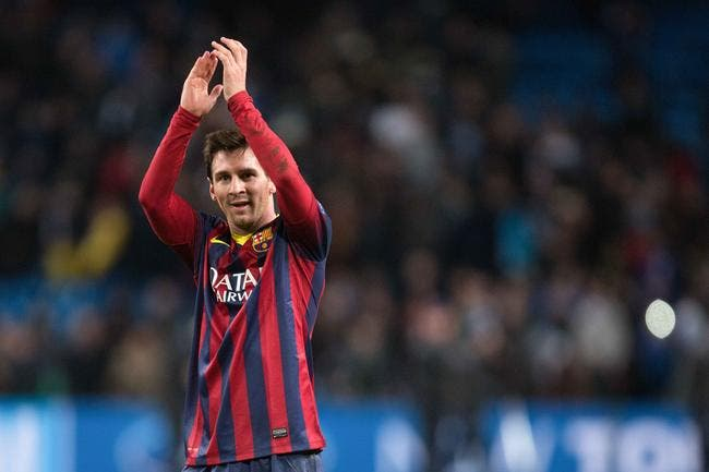 253 buts ! Messi dans la légende du foot espagnol !