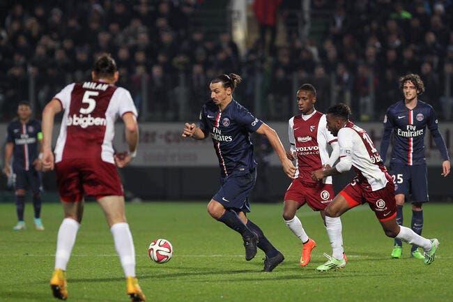 Bon ou pas, Ibrahimovic exige de jouer pour se soigner