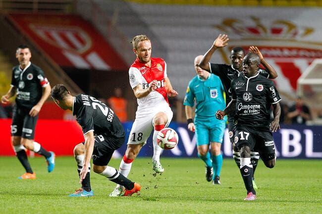 Caen n'a pas volé son point à Monaco