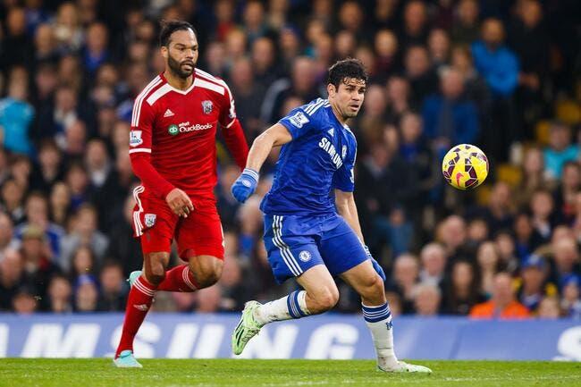 Chelsea - WBA : 2-0