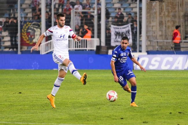 Gonalons : « On continue d'avancer »