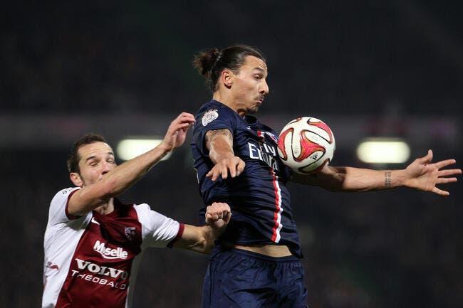 Ibrahimovic muet, le PSG a une explication