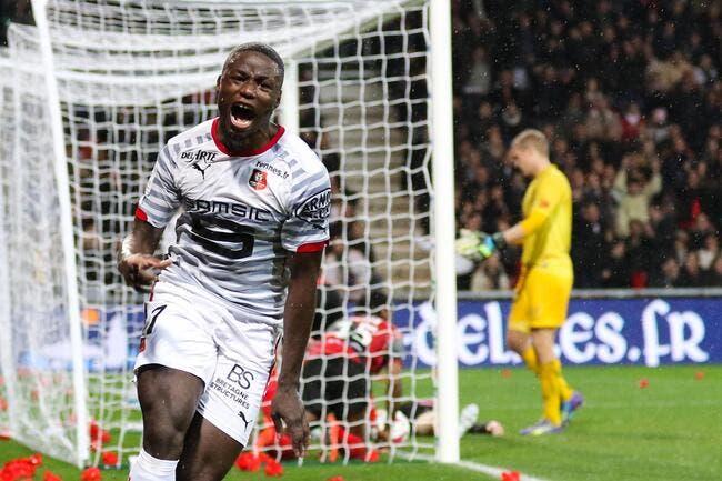 Rennes a adoré battre Guingamp à plus d'un titre