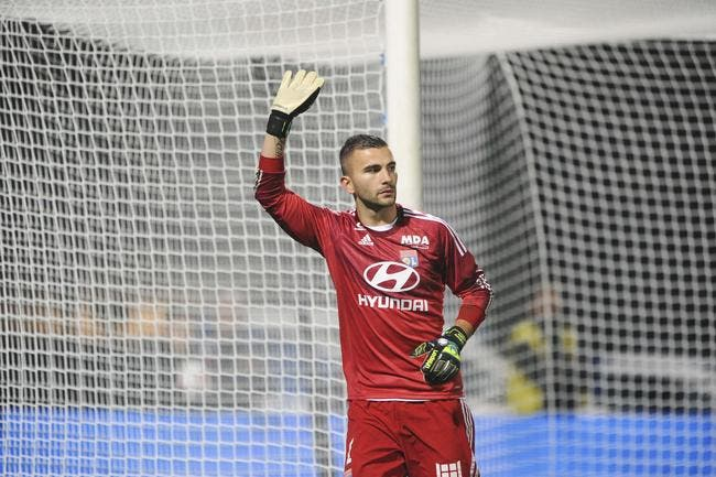 Anthony Lopes, le futur n°1 en L1 selon Lama