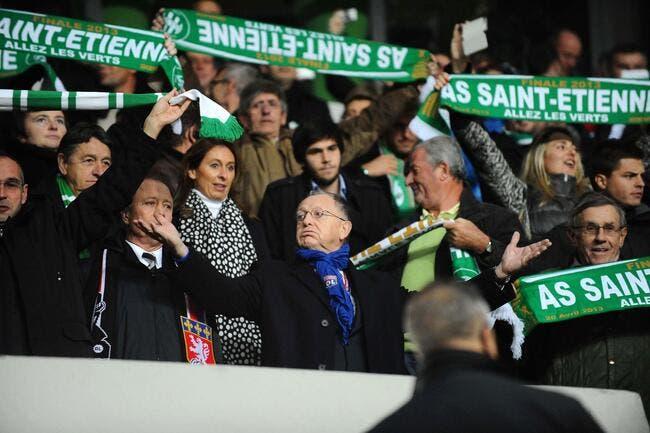 Aulas fait une promesse aux supporters de l'ASSE