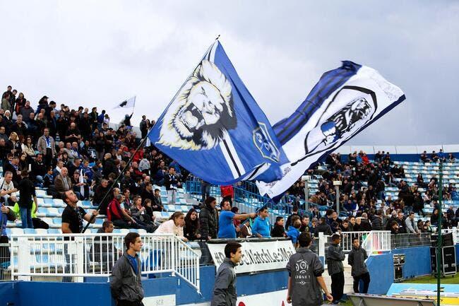 Bastia-OL : Un drapeau, une Marseillaise, et ça dégénère