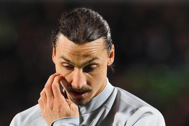 BRP craint la fin du mythe Ibrahimovic au PSG