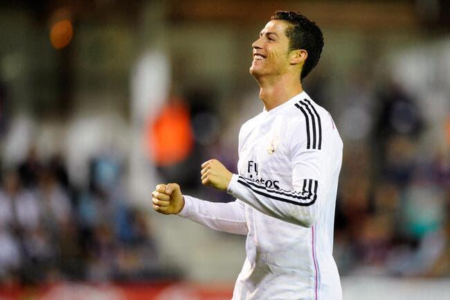 Cristiano Ronaldo préfère battre ses propres records