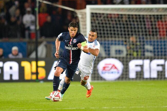 Thiago Silva se voit toujours aussi monstrueux