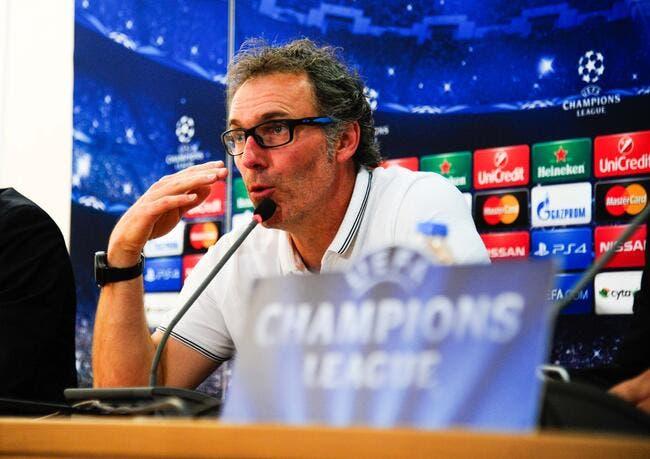Blanc officialise quatre forfaits pour PSG-Ajax