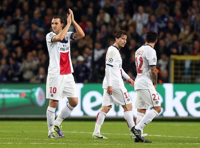 Ce match avec le PSG qu'Ibrahimovic n'oubliera jamais