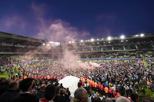 Les supporters de Caen appellent à la mobilisation générale