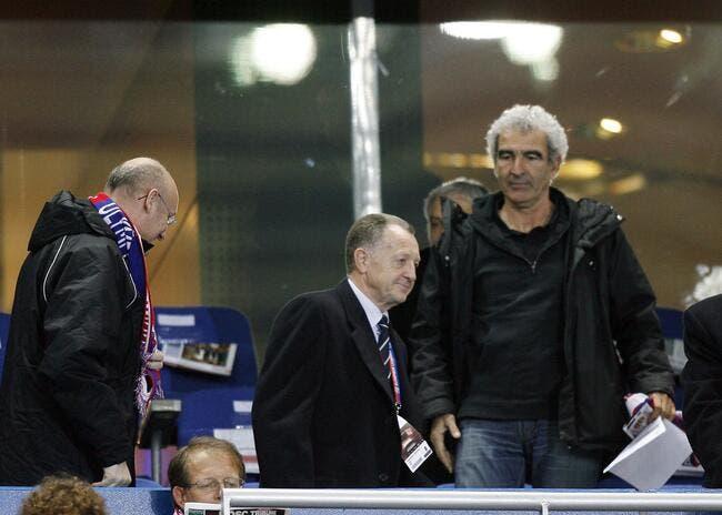 Domenech veut une tribune Aulas au Grand Stade de l'OL