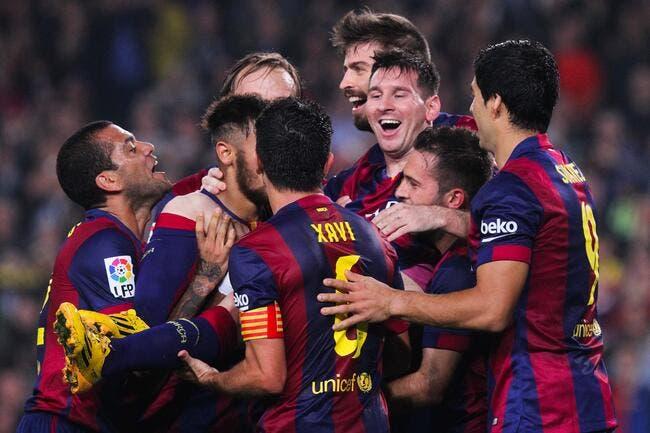 Messi entre encore plus dans l'histoire du football