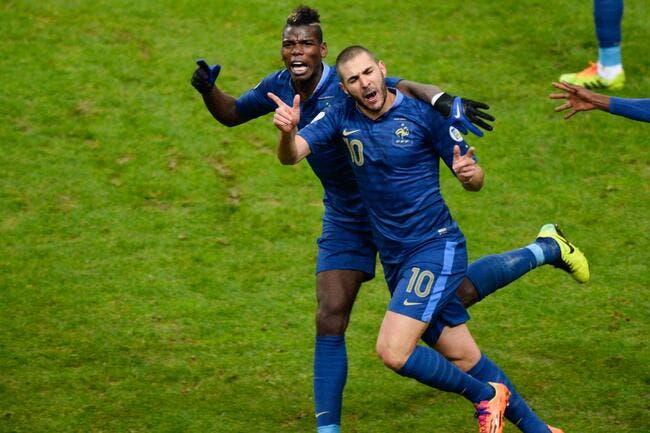 Equipe 2014 de UEFA : Un Top 40 avec Benzema, Pogba et Ibra