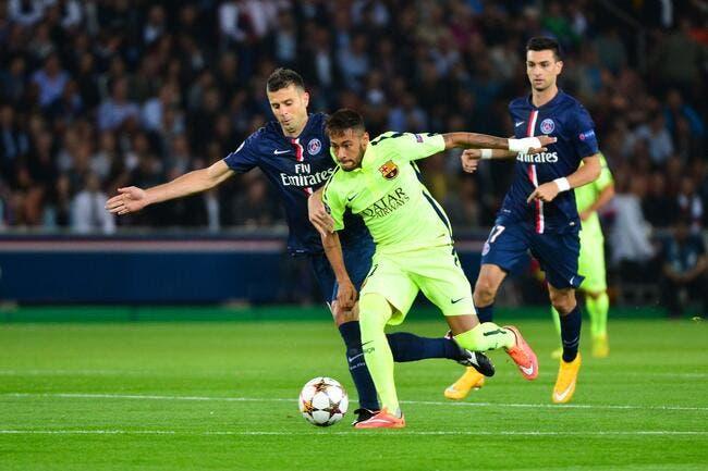 Le Barça compte bien griller le PSG
