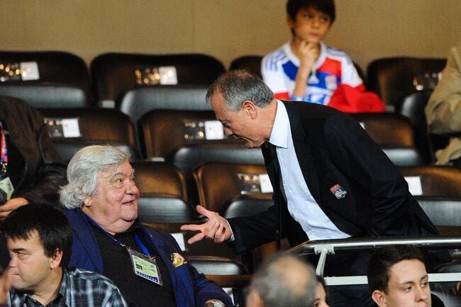 L'OL fait rêver Nicollin, pas le PSG et encore moins l'ASSE