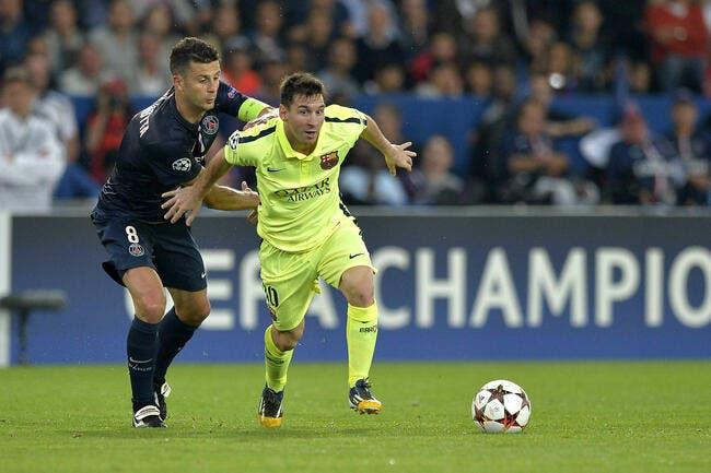 Lionel Messi ne rigole pas avec le PSG