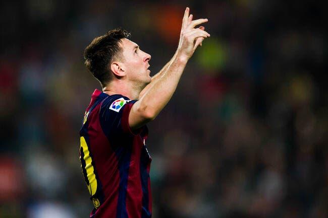 Man City prêt au transfert du siècle pour Lionel Messi !