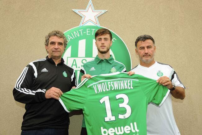Rocheteau refuse que l'on taille Van Wolfswinkel