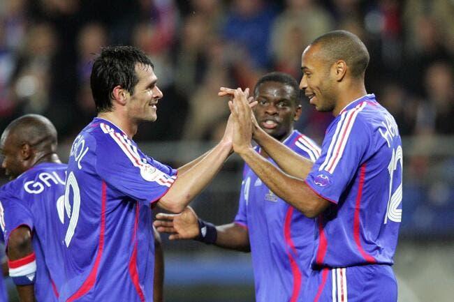 Après Zidane et Sagnol, Bordeaux s'adresse à Thierry Henry