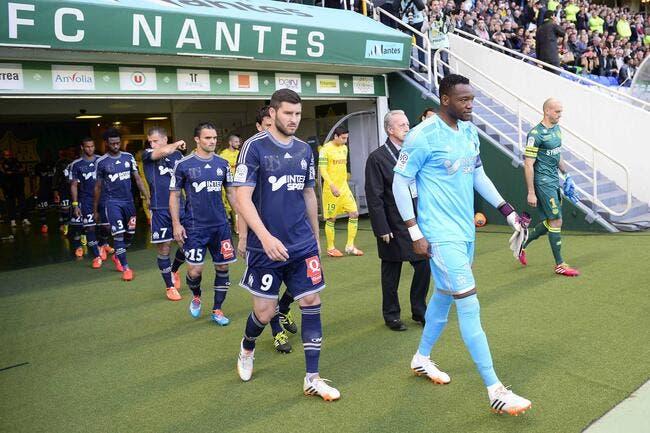 Le gardien de Nantes ne sait pas quoi faire face à Gignac